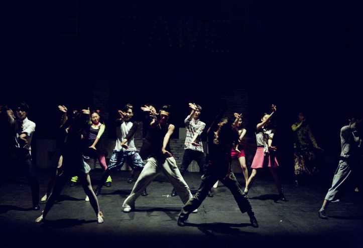 action adult dance dancer
